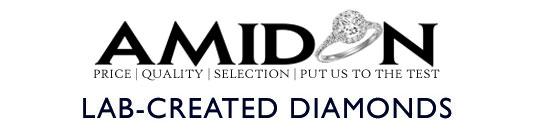 Amidon Lab Created Diamonds Banner