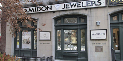 Professional Jewelry Services at Amidon Jewelers