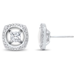 10kw 1/3cttw Magnifier Diamond