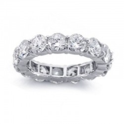 14Kw 3.5Tw Diamond Eternity Band