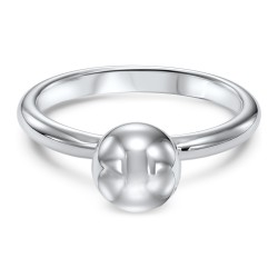 Sil Ball Ring