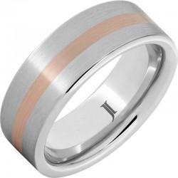 8mm Serinium® 14Krg Inlay
