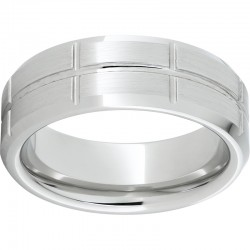 8mm Serinium® Band Satin