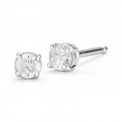 14ktw .10ct tw Diamond Studs H/I I2/I3