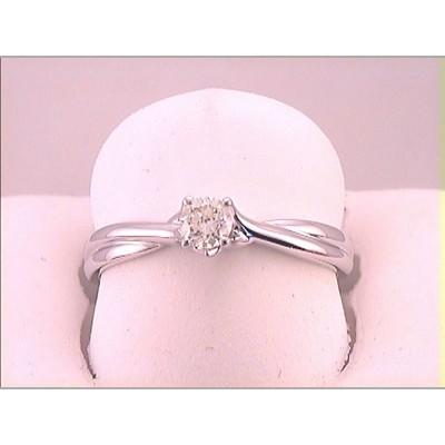 14Kw .25Ct Diamond Solitaire