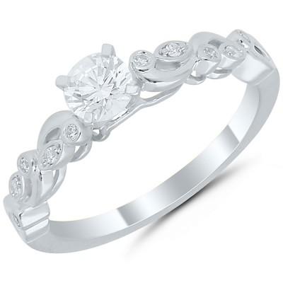 .50ctt Diamond engagement ring