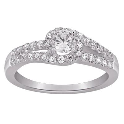 .72cttw Diamond Ring