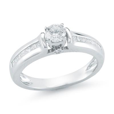 .56cttw Diamond Ring