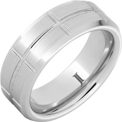 8mm Serinium® Band Satin