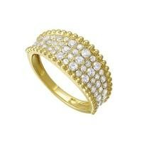 14Ky 1Cttw Diamond Fashion Ring