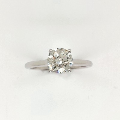 1.20CTW ASTRL Lab Grown Diamond Solitaire Engagement Ring