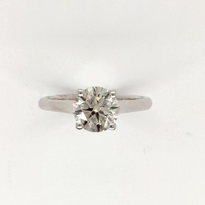 1.51CTW ASTRL Lab Grown Diamond Solitaire Engagement Ring