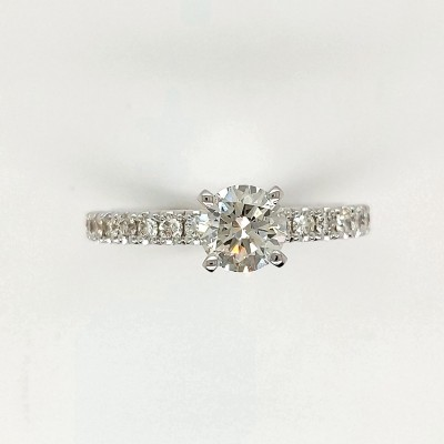 1.07CTW ASTRL Lab Grown Diamond Engagement Ring