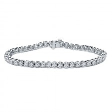 Lab Grown Diamond Bracelets