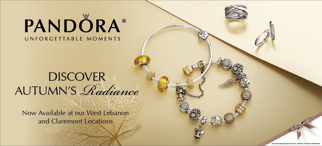 Pandora Fall Collection