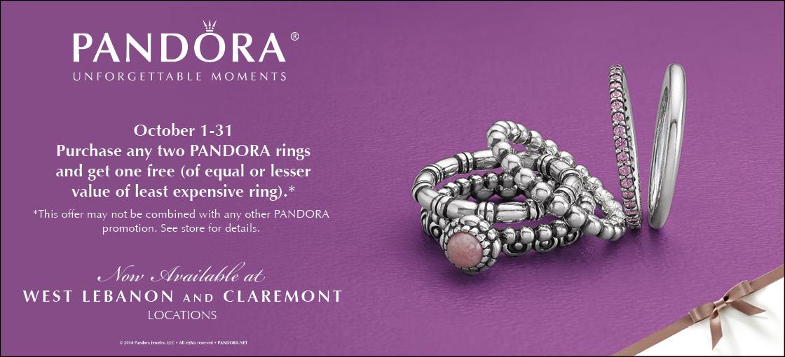 Pandora October Ring Event 2014