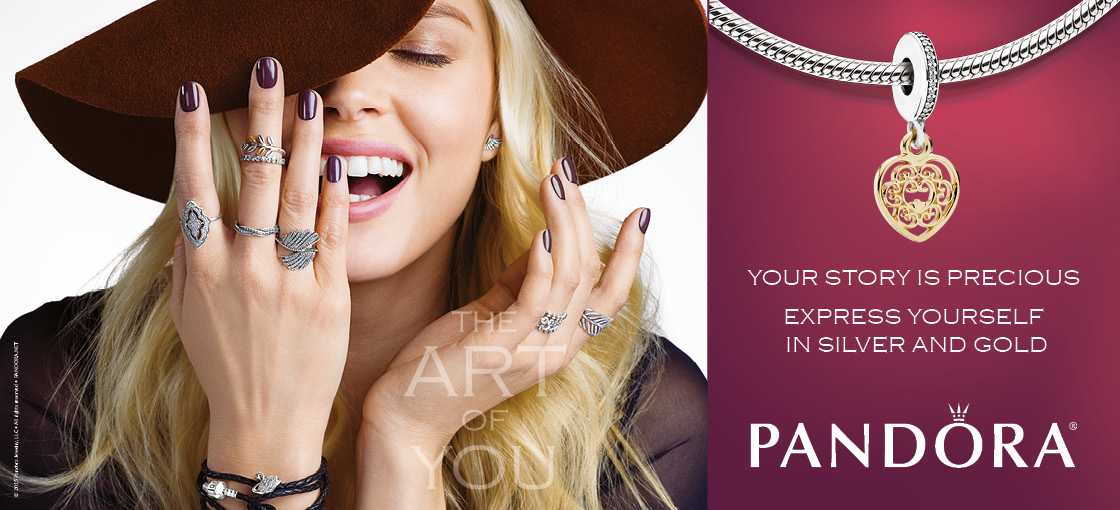 Art of You Pandora Fall 2015