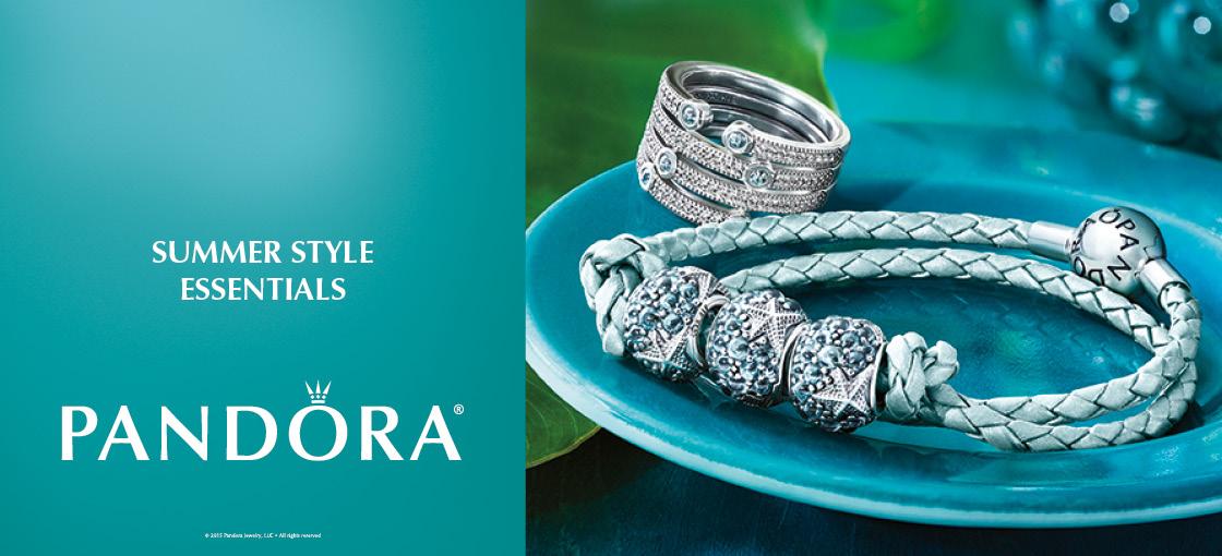 Pandora Jewelry Summer 2016