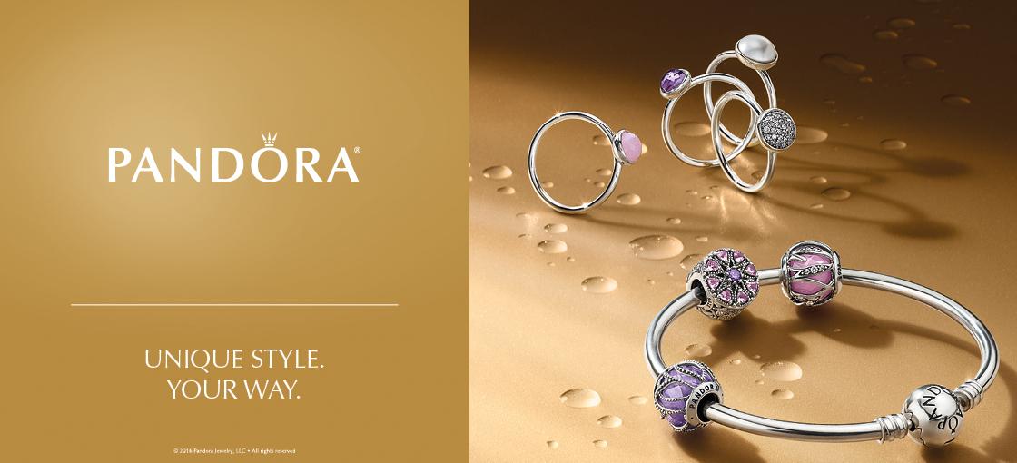 Pandora Autumn Droplets