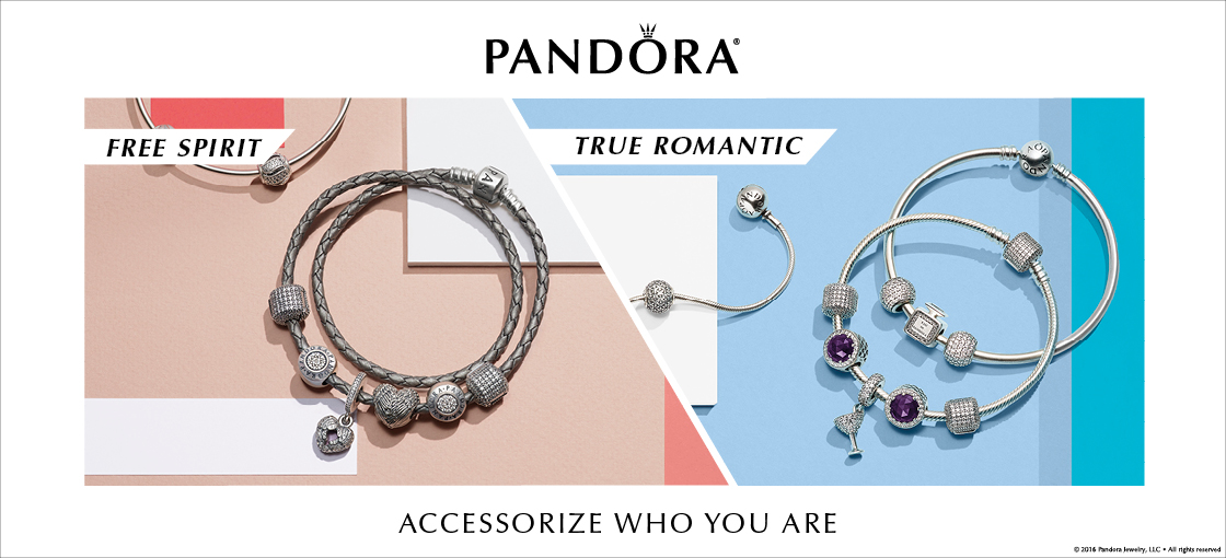 Accessorize Who You Are with Pandora