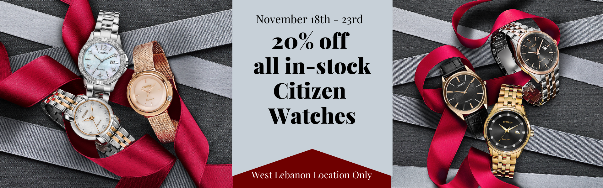 Citizen Watch Sale