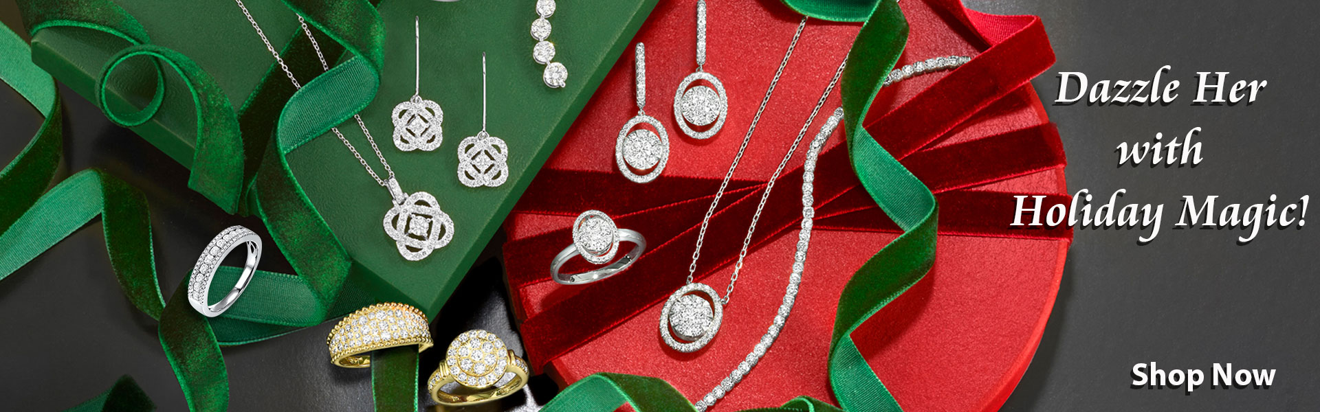 Dazzle Her with Holiday Magic!