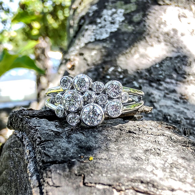Diamonds! <br />The New Affordable Luxury
