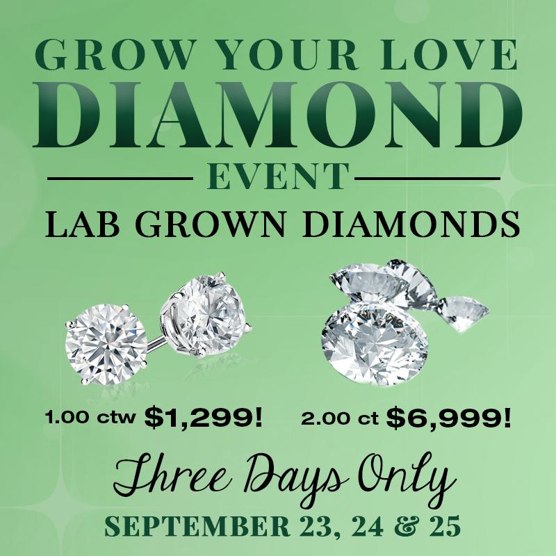 Grow Your Love<br />Diamond Event