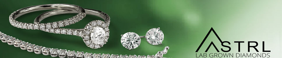 Lab Grown Diamond Engagement