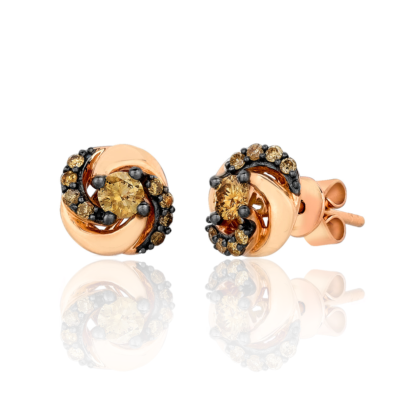 Le Vian Earrings At Amidon Jewelry