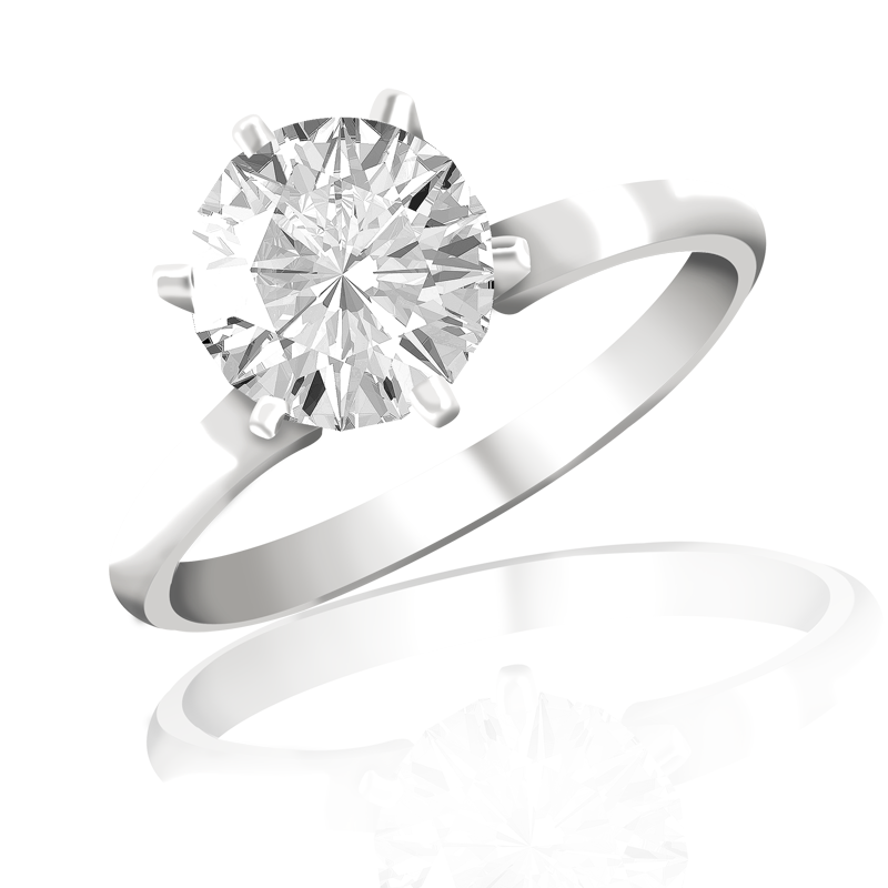 Amidon Jewelers Solitaire Engagement Rings