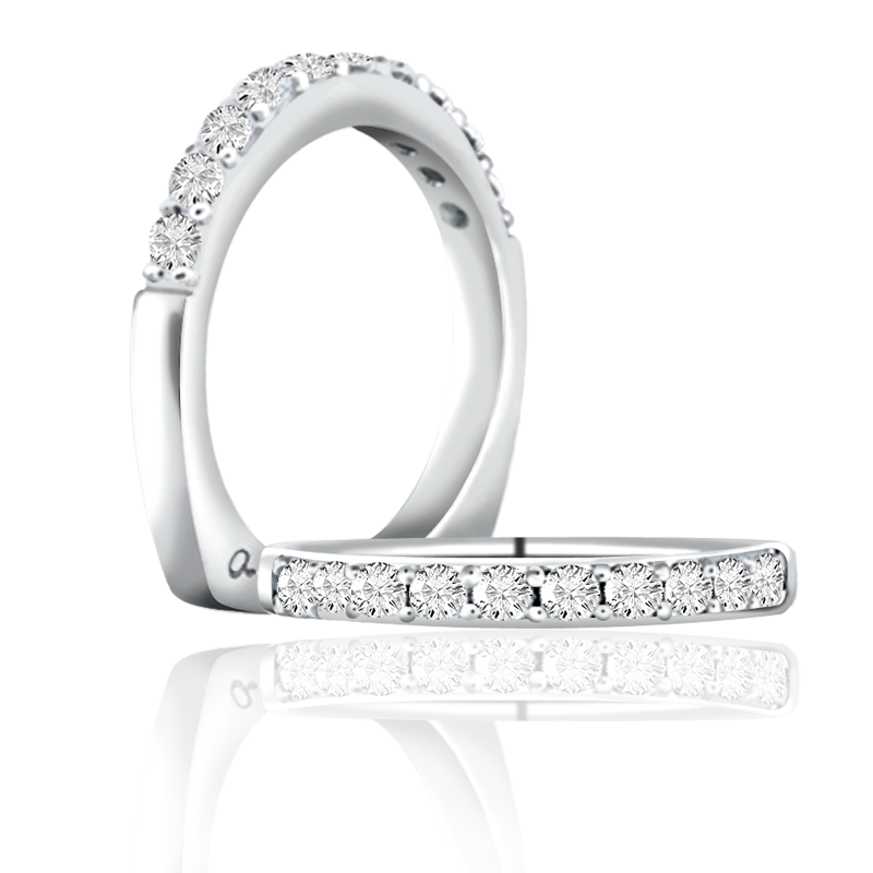 home a jaffe wedding bands product detail