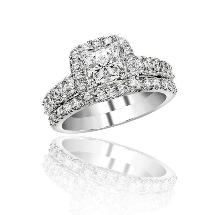 Bridal Sets at Amidon Jewelers